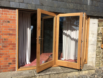 Timber Bifold Doors Devon & Bifold Doors Devon